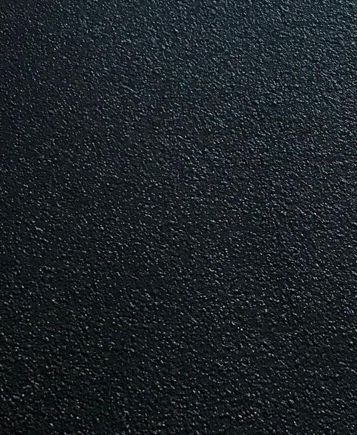 Black Fine Texture Powder Coating Colors