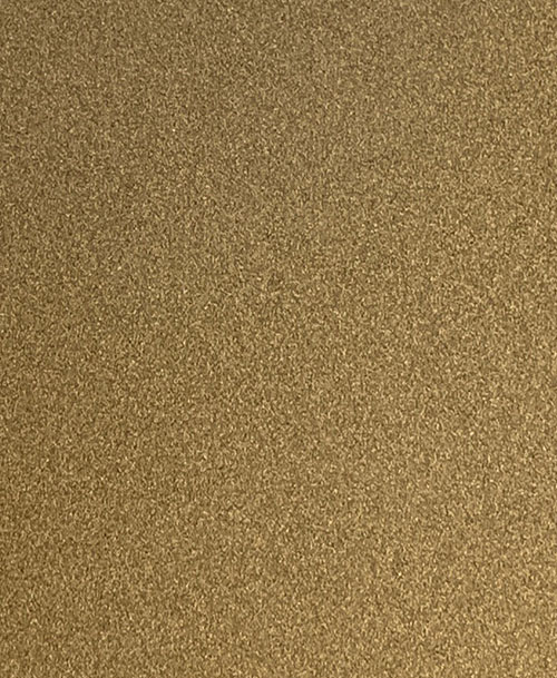 Miners Gold Powder Coating Color Chip