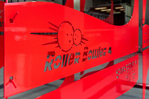 Powder Coated Roller Bowlers Smith Powder Coating