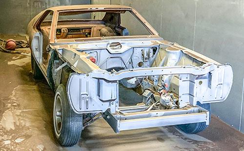 Sandblasting Car Parts Spanish Fork